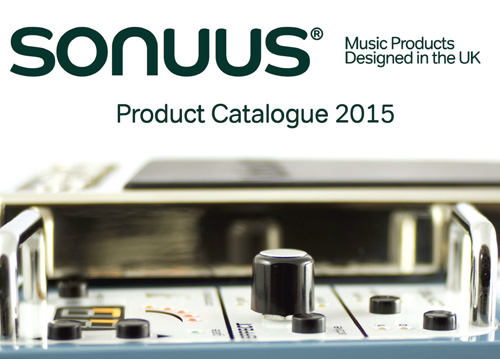 Sonuus Brochure Download